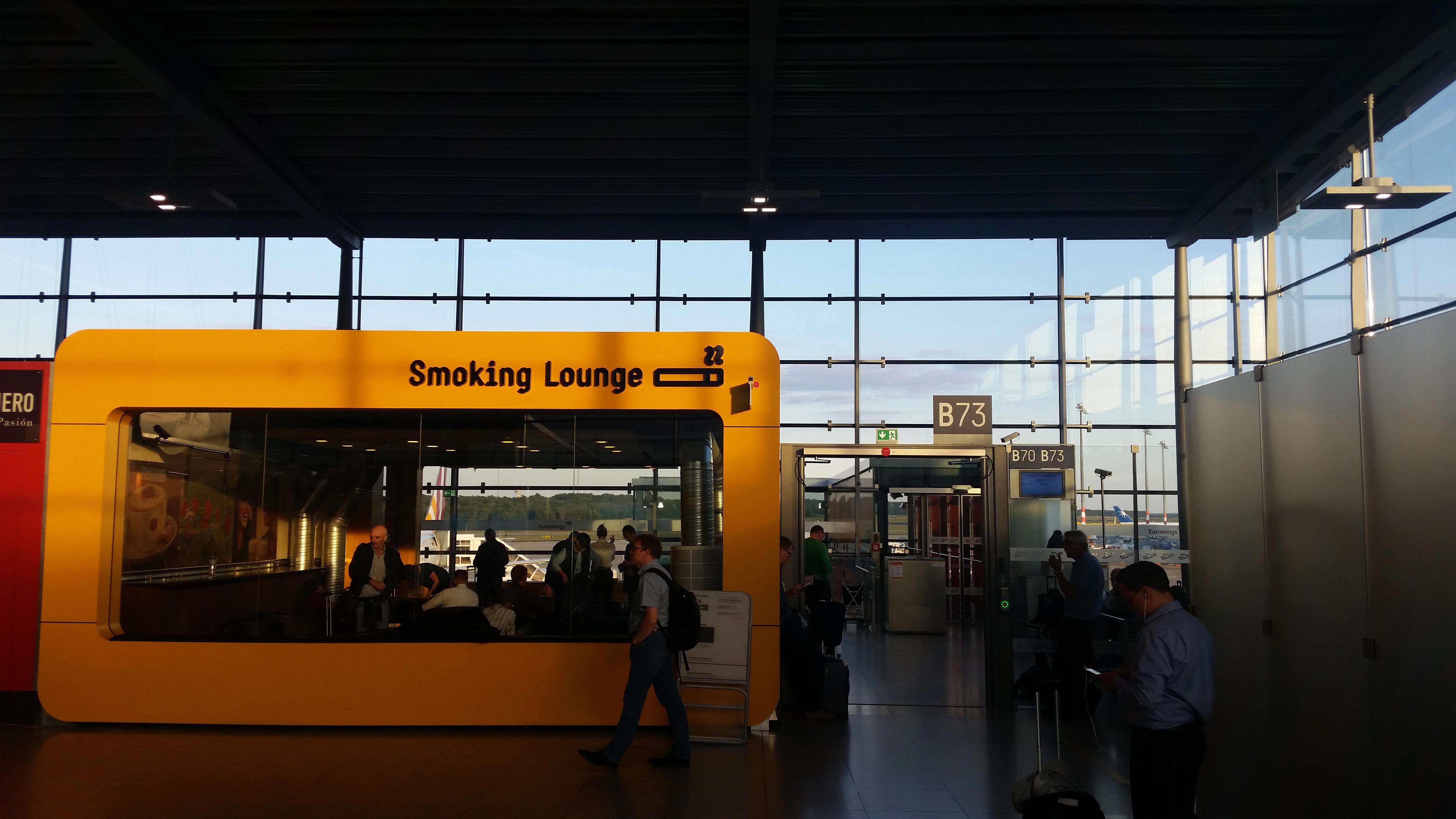 at Cologne Bonn Airport CGN